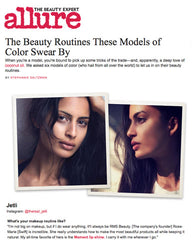 April 2016 Allure.com featuring RMS Beauty Lip Shine