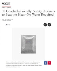April 2016 Vogue.com featuring RMS Beauty Ultimate Makeup Remover Wipes