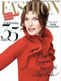 november 2012 fashion magazine featuring rms beauty