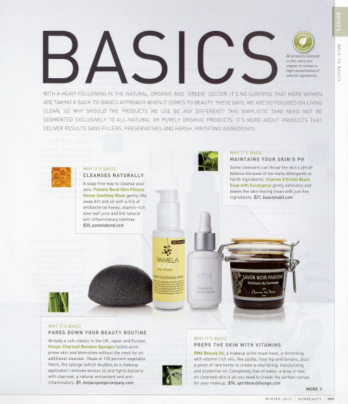 winter/spring 2013 new beauty magazine rms beauty organic makeup