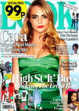 september 2014 look magazine featuring rms beauty volumizing mascara