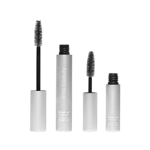 straight up™ volumizing peptide mascara