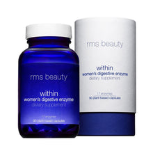Load image into Gallery viewer, rms beauty within women's digestive enzyme