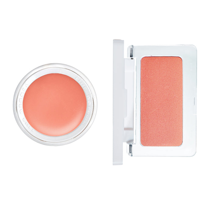Lost Angel lip2cheek and pressed blush Duo