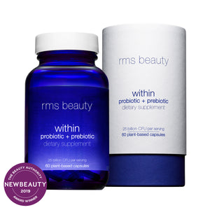 rms beauty within probiotic + prebiotic