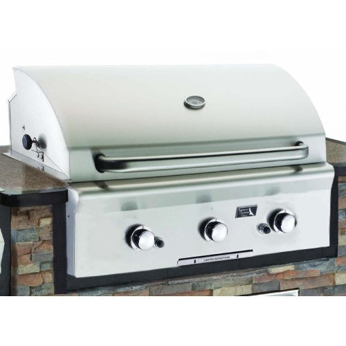 American Outdoor Grill AOG 36NB Built In Stainless Steel Grill 36NB-00SP - Outdoor Patio Supply