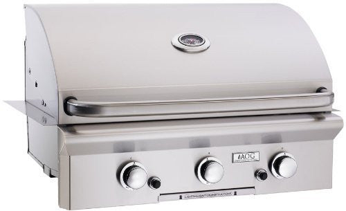American Outdoor Grill 30 in. Built In Grill (Without Warming Rack) - Outdoor Patio Supply