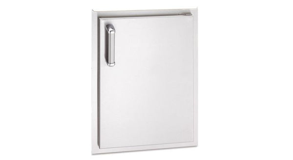 "Fire Magic Echelon 17"" Right-hinged Single Access Door Vertical - Outdoor Patio Supply"