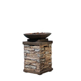 Bond 63172 Newcastle Gas Firebowl - Outdoor Patio Supply