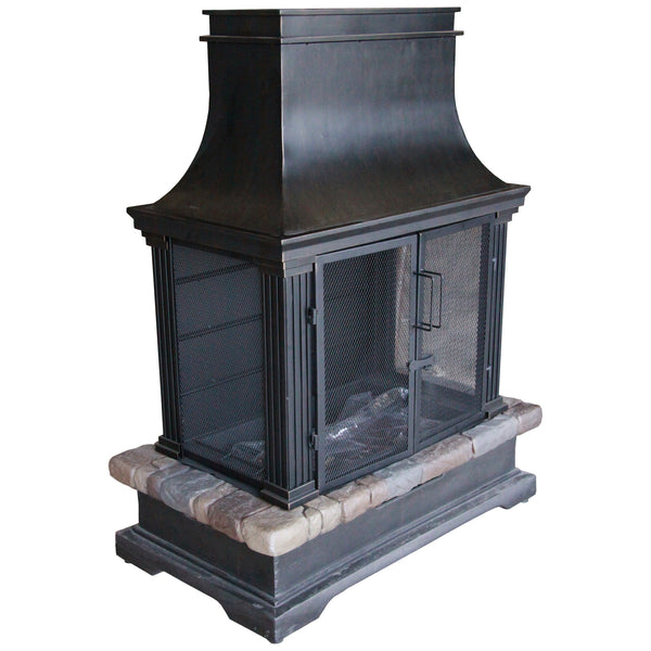Bond 66594 Sevilla Wood Burning Fire Place - Outdoor Patio Supply