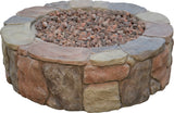 Bond 66600 Petra Gas Fire Pit - Outdoor Patio Supply