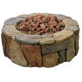 Bond 66626 Moskoko Gas Fire Pit - Outdoor Patio Supply