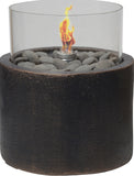 Bond 67322 Piazza Firebowl Antique Bronze - Outdoor Patio Supply - 1