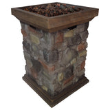 Bond 67344A Galiano Gas Firebowl - Outdoor Patio Supply