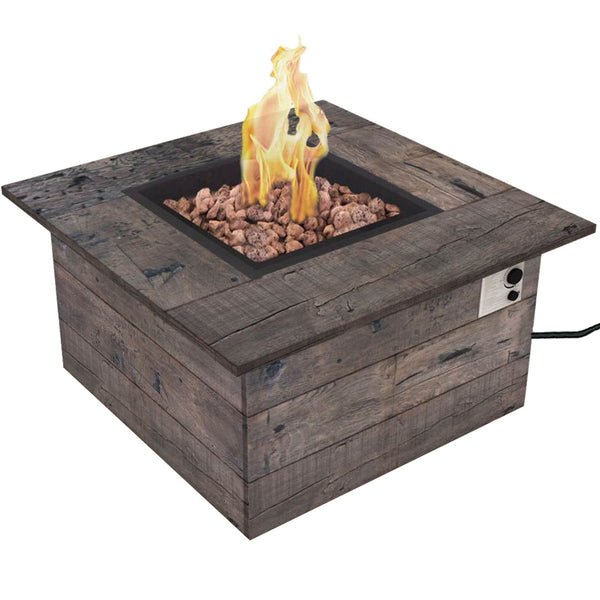 Bond 67518 Galleon Gas Fire Table - Outdoor Patio Supply