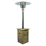 Bond 67521 Galleon Gas Patio Heater - Outdoor Patio Supply