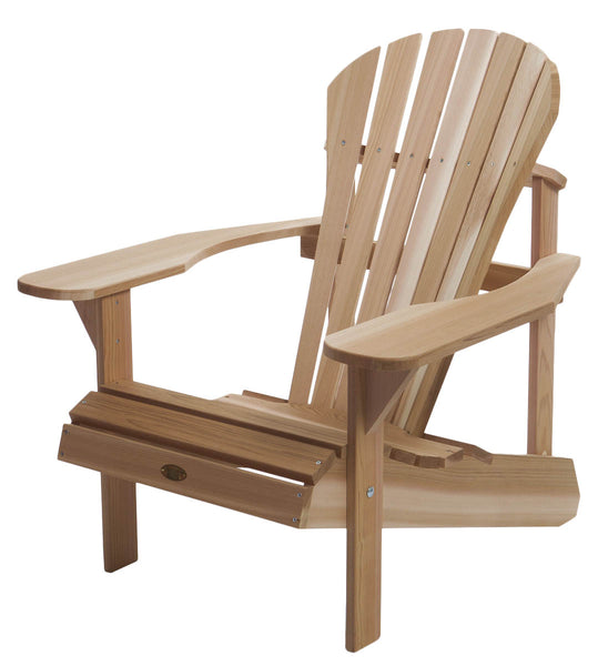 All Things Cedar AT20U Athena  Adirondack Chair - Outdoor Patio Supply