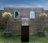 Bio-Blaze BB-CB Column Bio-ethanol Fireplaces - Outdoor Patio Supply - 2
