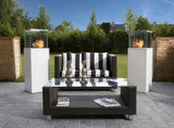 Bio-Blaze BB-CB Column Bio-ethanol Fireplaces - Outdoor Patio Supply - 4