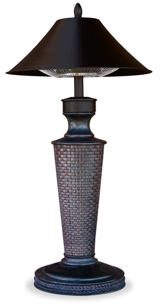 Endless Summer EWTR890SP Table Lamp Electric Heater Vacation Day - Outdoor Patio Supply