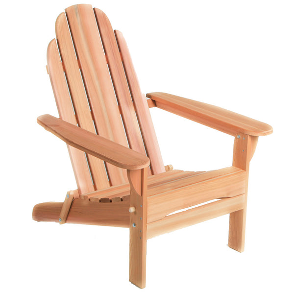 All Things Cedar FA20U Folding Andy Chair - Outdoor Patio Supply - 1