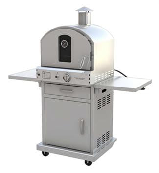 Pacific Living PL84430SS Outdoor Oven Stainless Steel - Outdoor Patio Supply