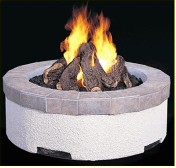 Peterson Outdoor Campfyre Base Fire Pit - Outdoor Patio Supply