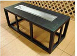 HPC Firepit SS Trough Burners - Outdoor Patio Supply