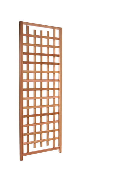 All Things Cedar TS33U Trellis Screen Panel - Outdoor Patio Supply