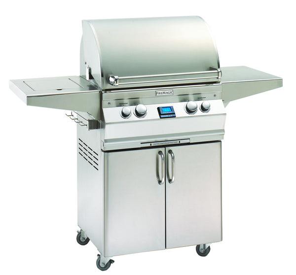 Fire Magic Aurora Cart Mount Gas Grill - Outdoor Patio Supply