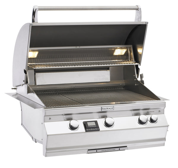 Fire Magic Aurora A660i5E1N Built In Natural Gas Grill - Outdoor Patio Supply