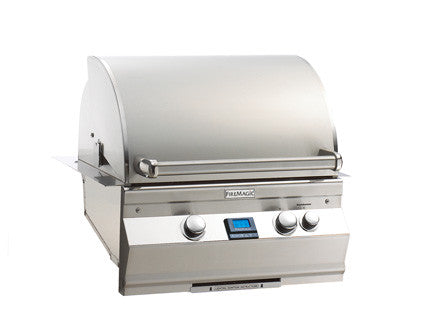 Fire Magic Aurora A530i6E1P Built In LP Grill w/Rotisserie Backburner - Outdoor Patio Supply