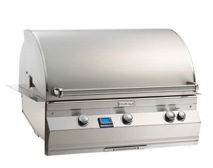 Fire Magic Aurora A790i Built In LP Grill w/ Rotisserie Backburner - Outdoor Patio Supply