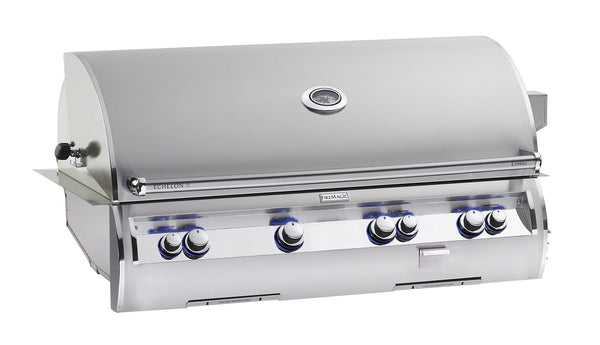Fire Magic Echelon Diamond Built-in Gas Grill - Outdoor Patio Supply