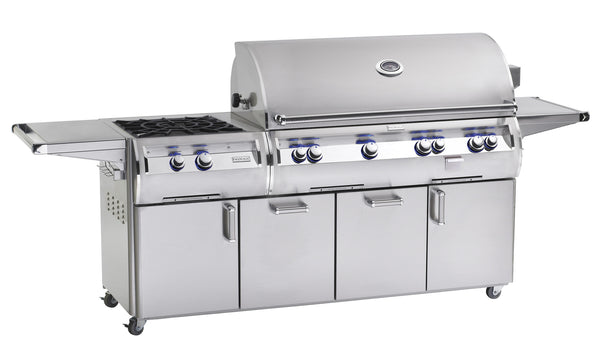 Fire Magic Echelon E1060s-4E1N-51 Standing NG Cabinet Grill - Outdoor Patio Supply