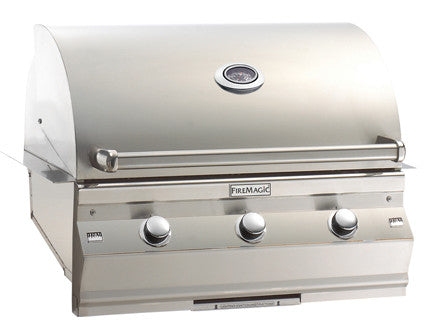 Fire Magic Choice C540i-1T1N Built-In Gas Grill - Outdoor Patio Supply