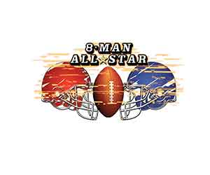 8-Man All-Star Game 2016 DVD