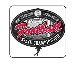 2016 - 2-1A Kansas State High School Football Championship DVD