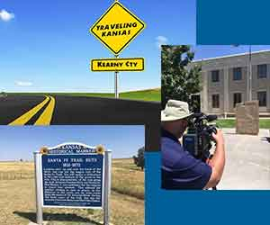 Traveling Kansas:  Kearny County