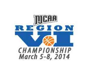2014 NJCAA Region VI Basketball D1