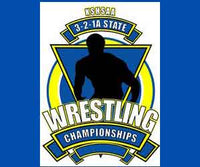 3-2-1A State Wrestling Championships 2017 DVD
