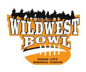 2017 Wild West Bowl 6-Man High School Playoffs DVD's
