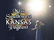 Miss Southwest Kansas and Miss Santa Fe Trail Pageant 2017 DVD