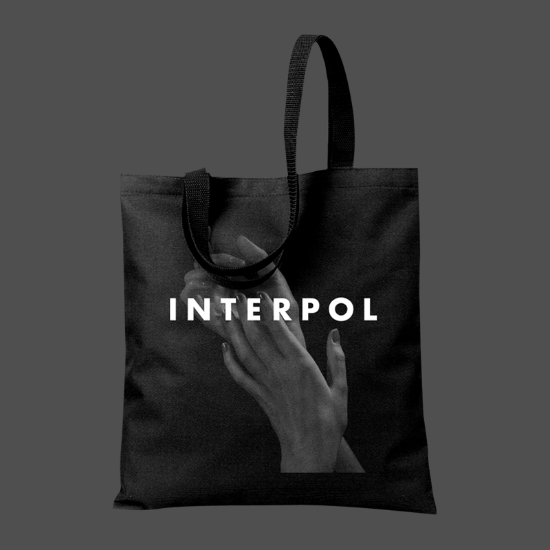 Hands Tote Bag - Interpol