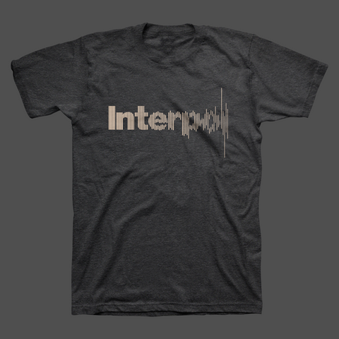 Disruption Unisex Tee (Charcoal Heather)