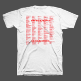 Marauder Lyrics Tee