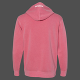 A Fine Mess Pullover Hoodie - Pink