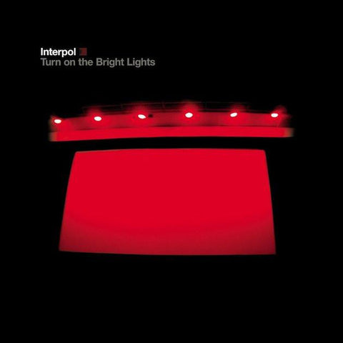 Turn On The Bright Lights CD