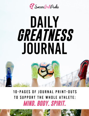 Digital DAILY GREATNESS Journal (Printable)