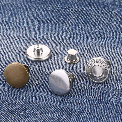 Adjustable Jean Button 2 Pack